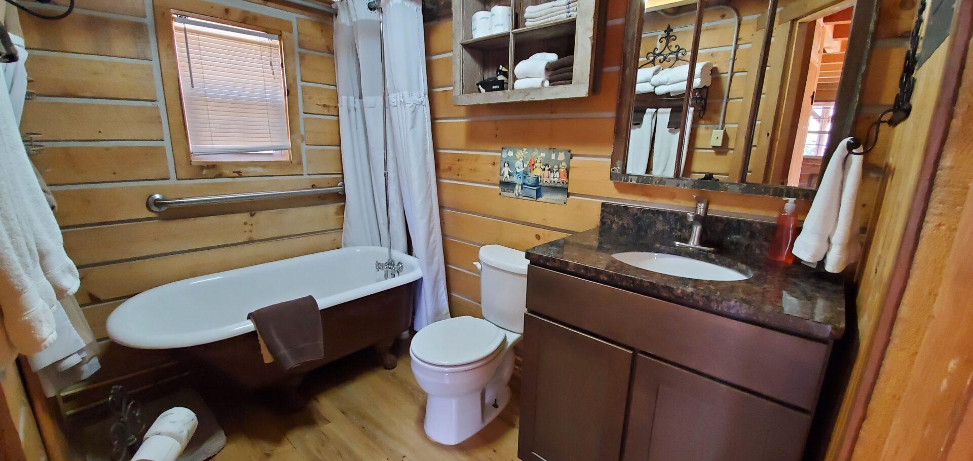SR bathroom