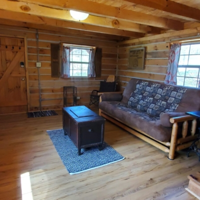 Sassafras Ridge Log Cabin_SR LR