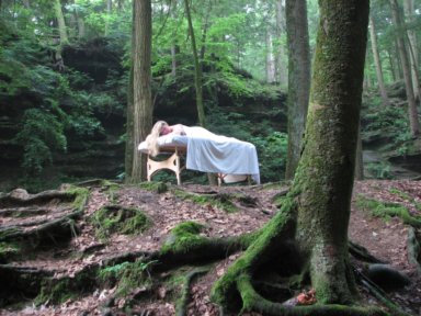 Massage therapy near Shawnee National Forest