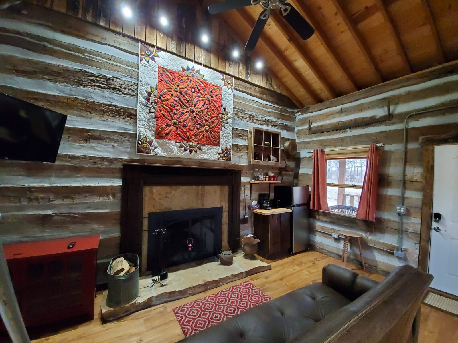 Second Story of Cabin at Timber Ridge