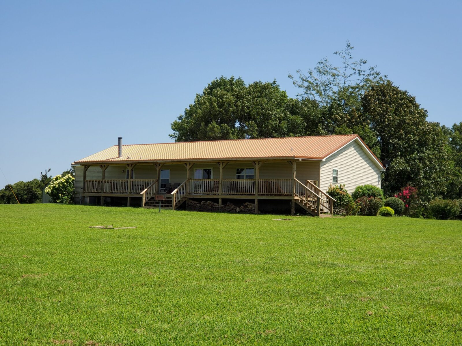 Pet Friendly Home Rental in Shawnee Forest