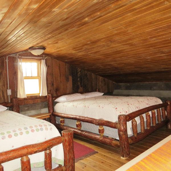 1852 Log Cabin