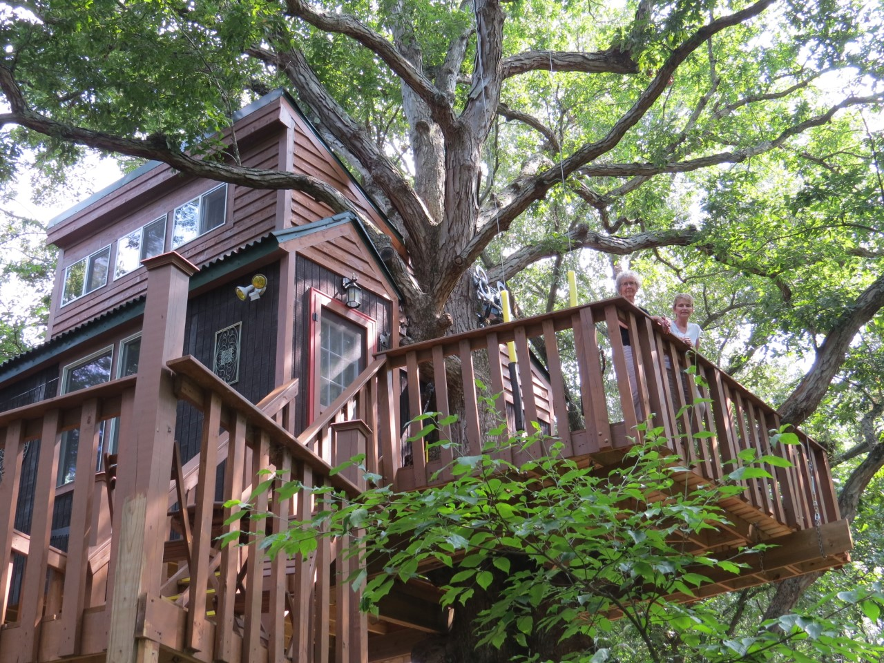 Treehouse Rentals Shawnee Forest