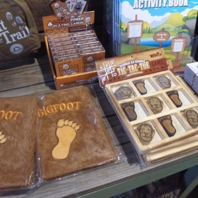 OUTPOST BIGFOOT GAMES