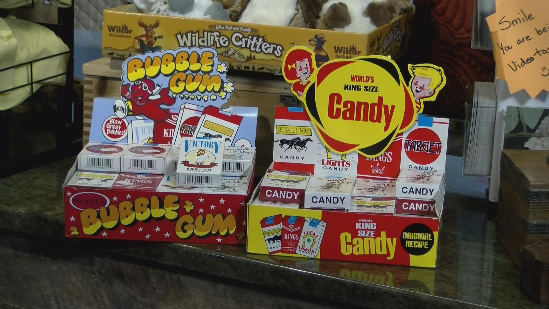 OUTPOST CANDY CIGARETTES