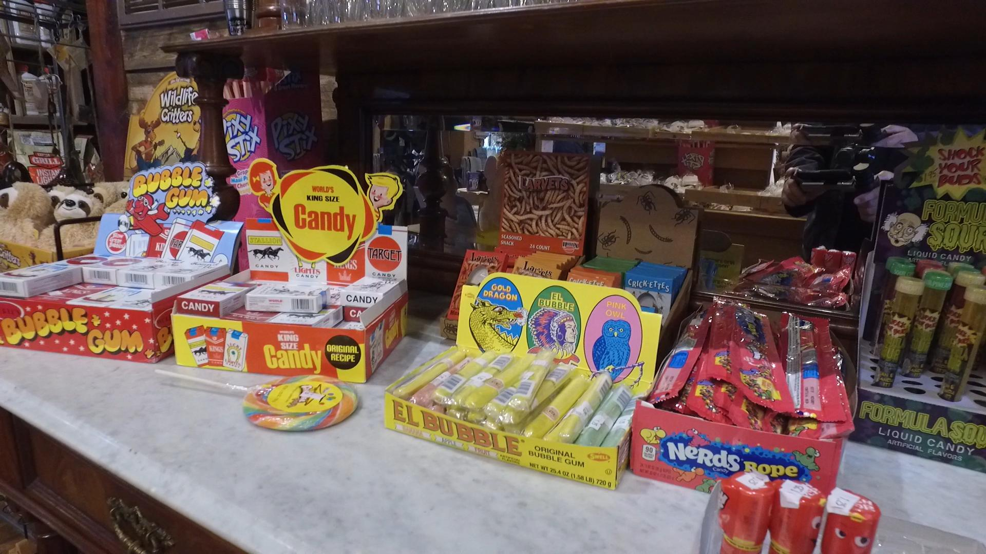 OUTPOST CANDY