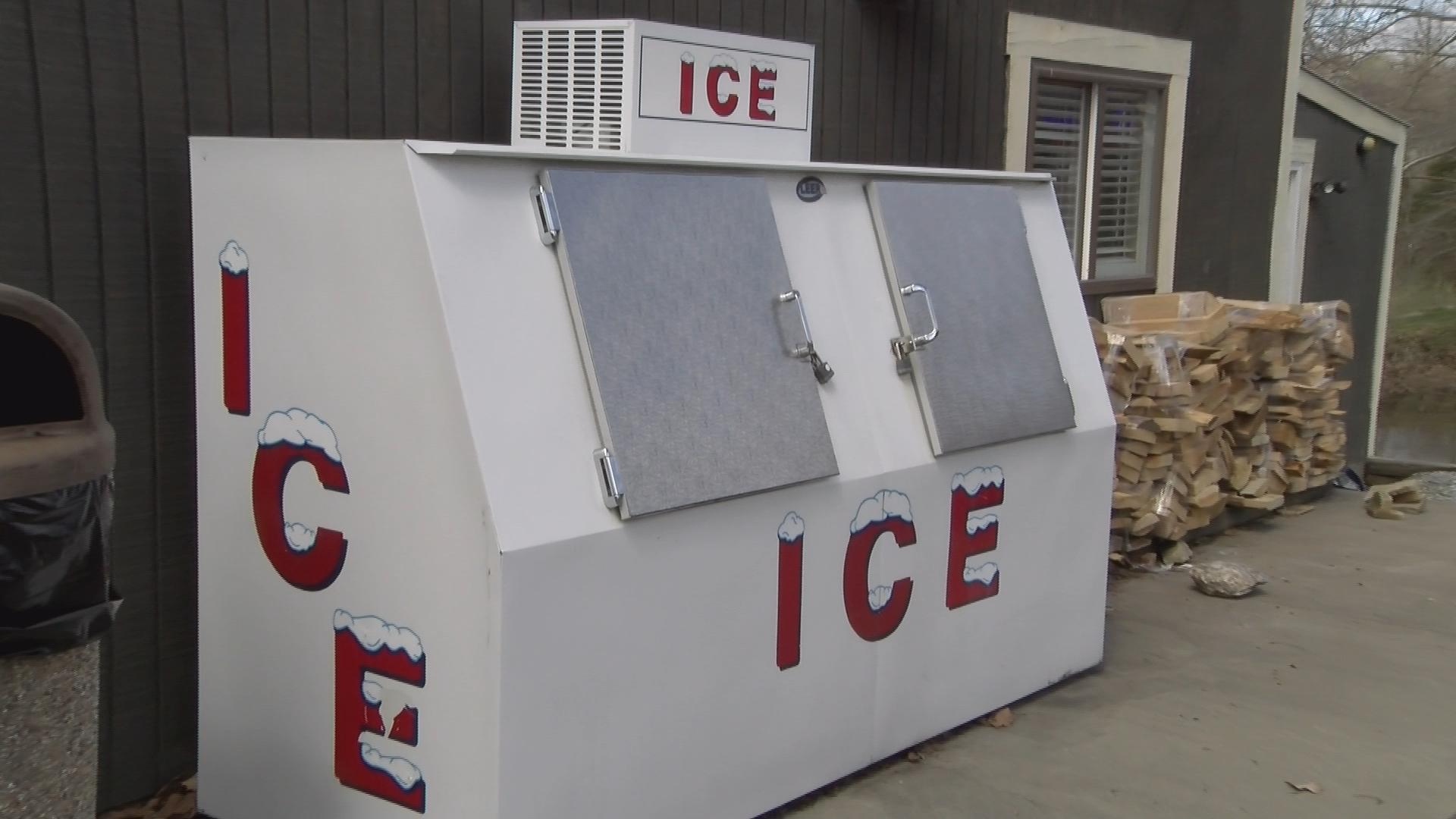 OUTPOST ICE
