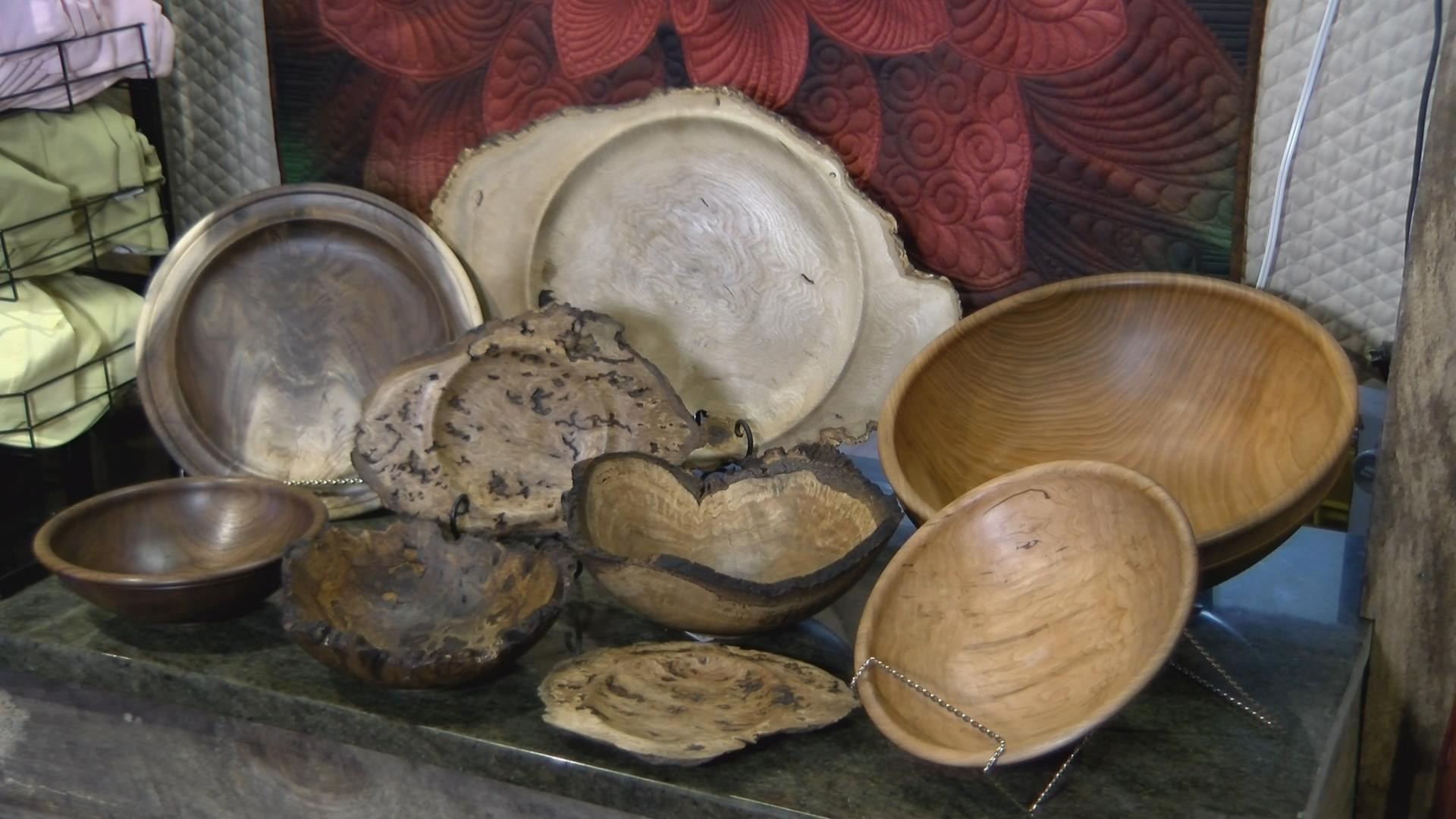 OUTPOST WOOD BOWLS