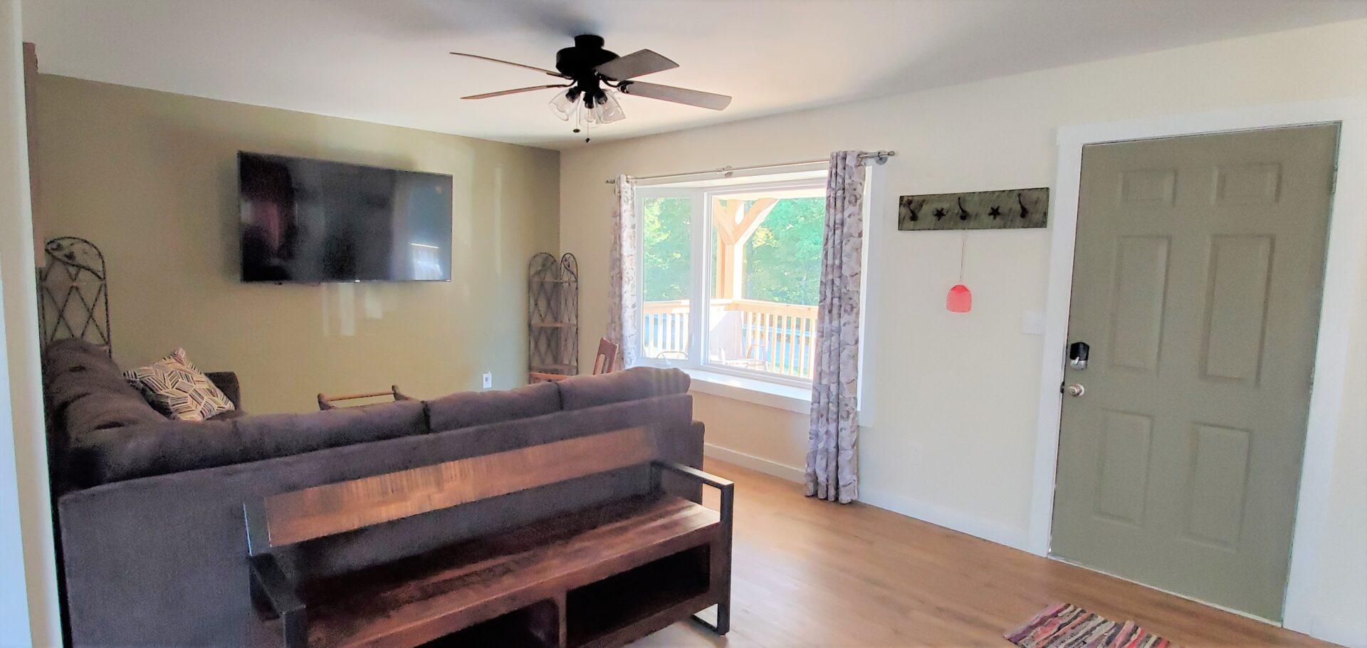 Chestnut Living Room